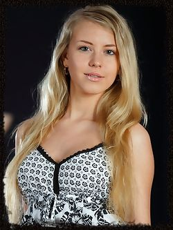 Barbara D is a hot little blonde bombshell that is sure to tease and titillate your senses.