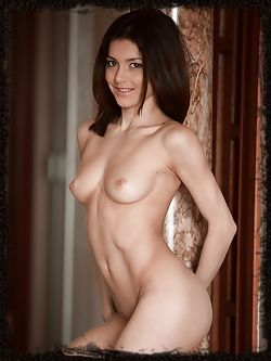 Petite goddess with breathtaking beauty and hypnitizing allure.